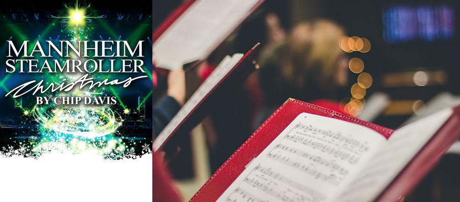 Mannheim Steamroller at Miller Auditorium
