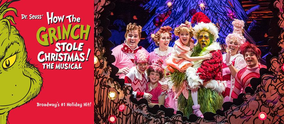 How The Grinch Stole Christmas at Miller Auditorium