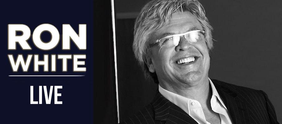 Ron White at Miller Auditorium