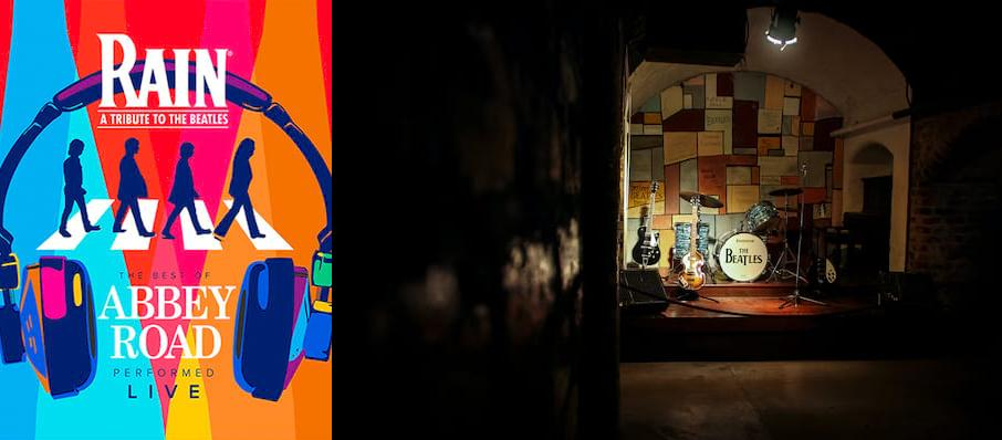 Rain - A Tribute to the Beatles at Miller Auditorium