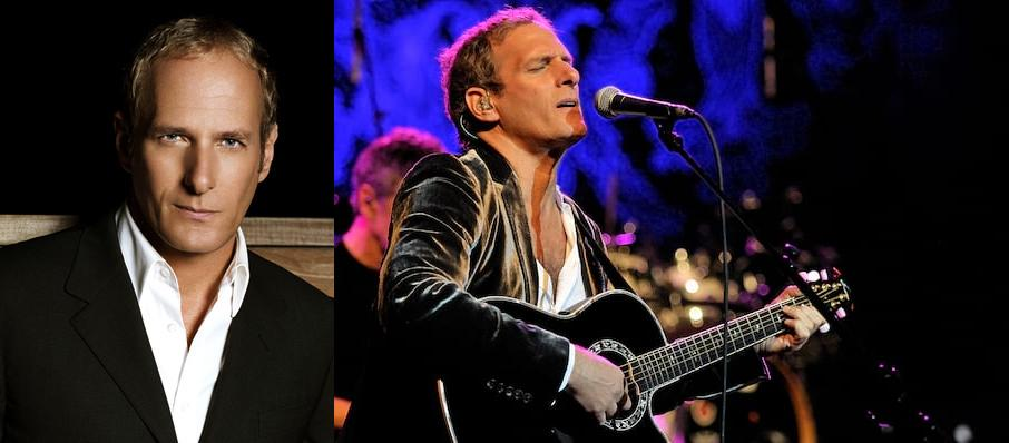 Michael Bolton at Firekeepers Casino