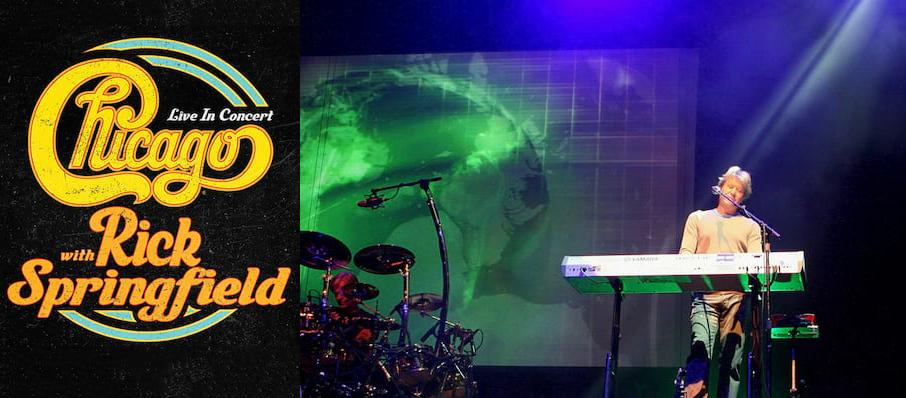 Chicago - The Band at Firekeepers Casino