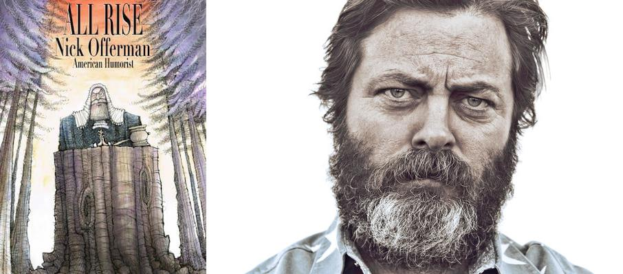Nick Offerman at State Theatre