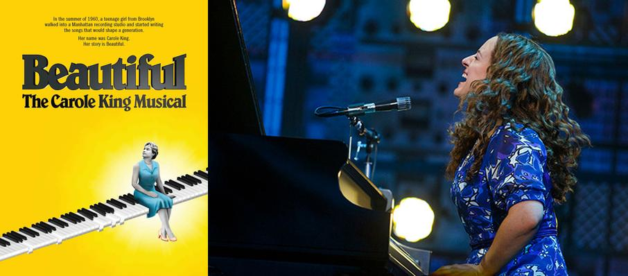 Beautiful: The Carole King Musical at Miller Auditorium