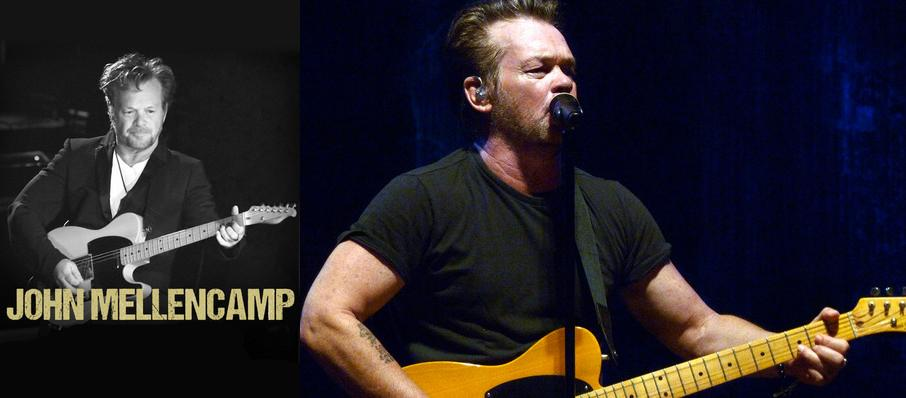 John Mellencamp at Miller Auditorium