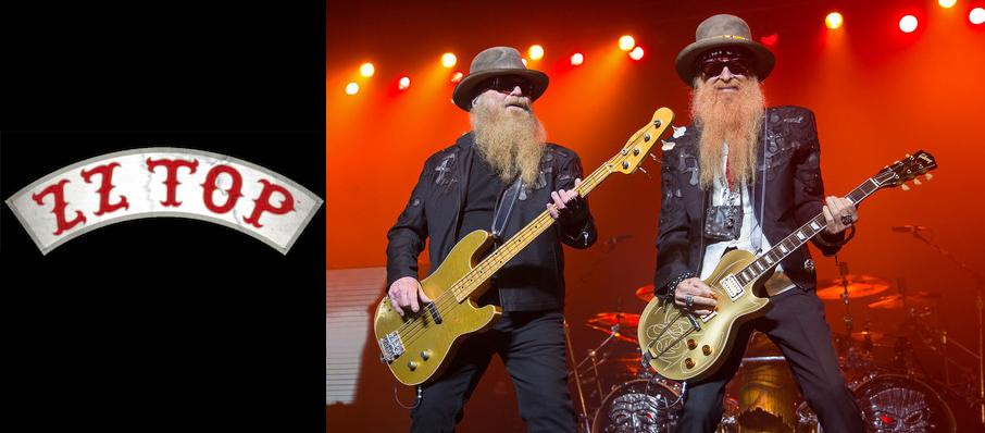 ZZ Top at Wings Stadium
