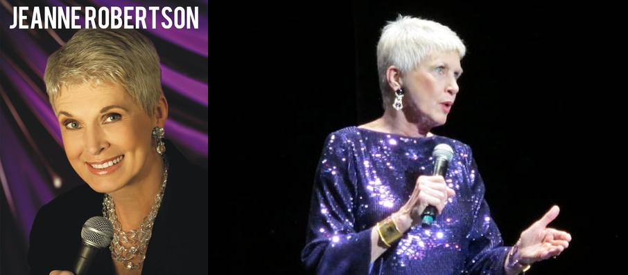 Jeanne Robertson at State Theatre