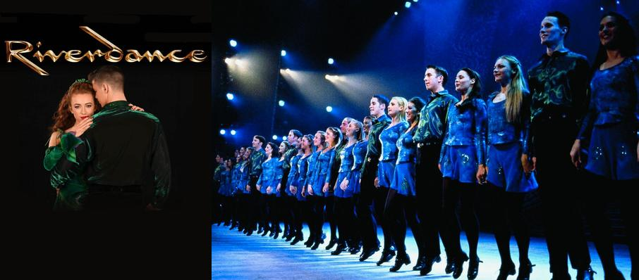 Riverdance at Miller Auditorium