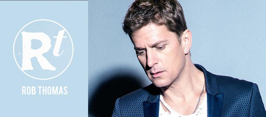 Rob Thomas at Firekeepers Casino