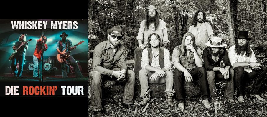 Whiskey Myers at Bell's Eccentric Cafe