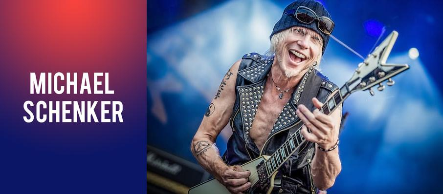 Michael Schenker at State Theatre