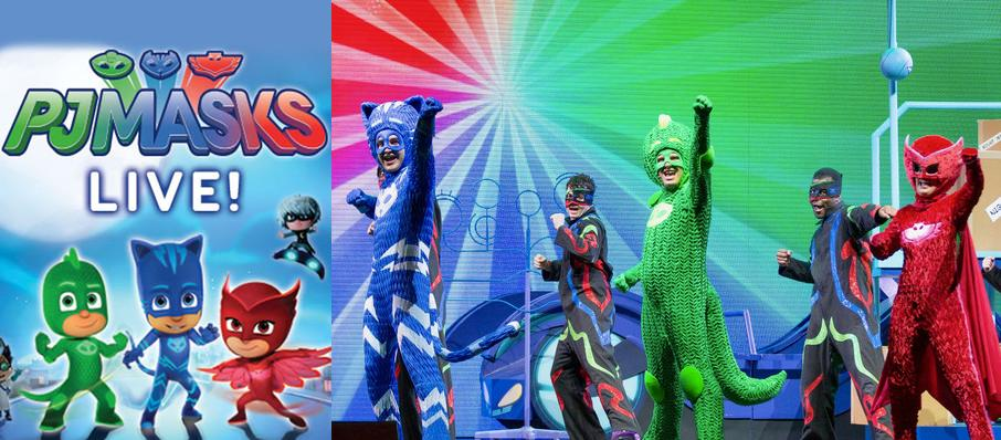 PJ Masks Live at Wings Stadium