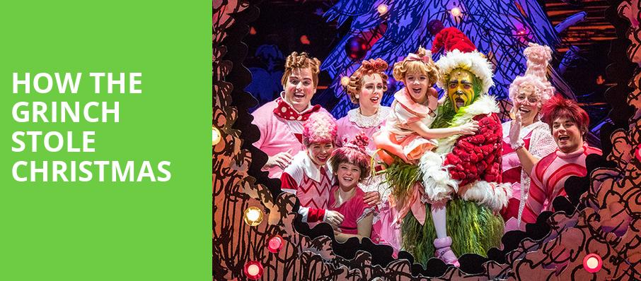 How The Grinch Stole Christmas, Miller Auditorium, Kalamazoo