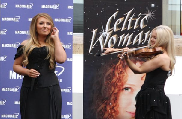Celtic Woman, Miller Auditorium, Kalamazoo