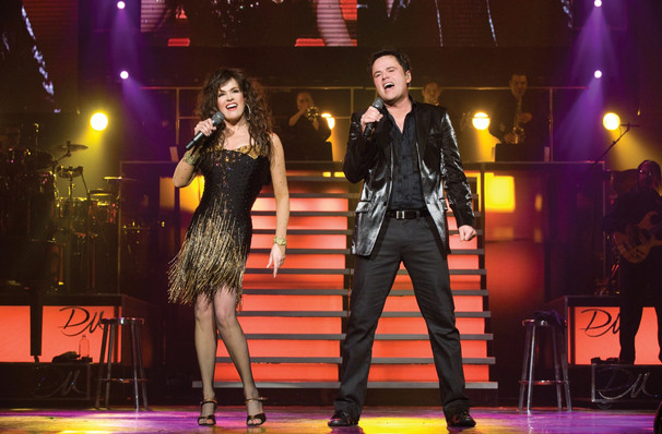 Donny and Marie Osmond, Firekeepers Casino, Kalamazoo