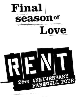 Rent, Miller Auditorium, Kalamazoo