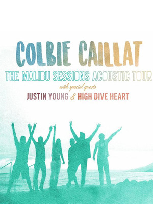 Colbie Caillat Justin Young High Dive Heart, State Theatre, Kalamazoo